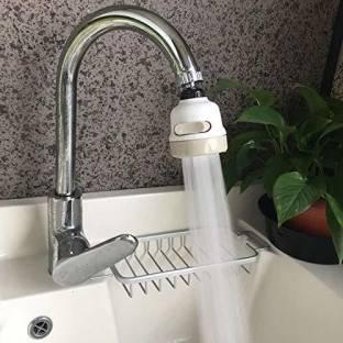 ShoppoStreet SS-1562 Water Saving 360 Degree Movable Faucet Aerator, Water-Saving Sprinkler and Device...