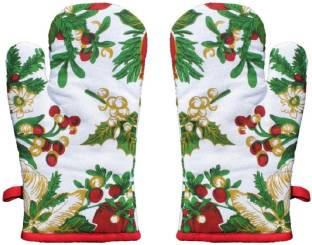 AIRWILL Multicolor Cotton Kitchen Linen Set