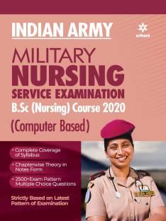 Indian Army Military Nursing Service B.Sc (Nursing) 2020