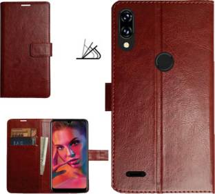 MAXSHAD Flip Cover for Gionee F10, Gionee F10 flip cover