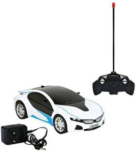 maisie Bmw I8 Electric Chargeable 3D Remote Control Lightning Famous Car