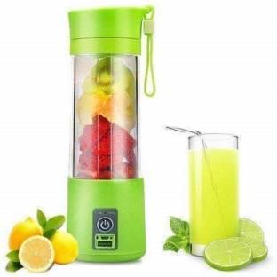 Ae zone 1 Rechargeable Portable Electric Mini USB Juicer Bottle Blender for Making Juice,Shake,Smoothi...