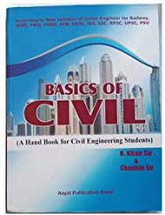 Basic Of Civil (A Hand Book For Civil Engineering Students)