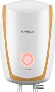 HAVELLS 3 L Instant Water Geyser (INSTANIO 3L, WHITE MUSTARD)