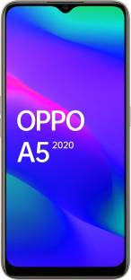 OPPO A5 2020 (Dazzling White, 64 GB)