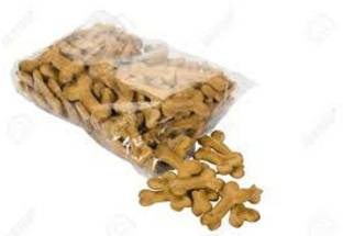 Hanu DOG BISCUITS Vanilla 2 kg Dry New Born, Adult, Young, Senior Dog Food