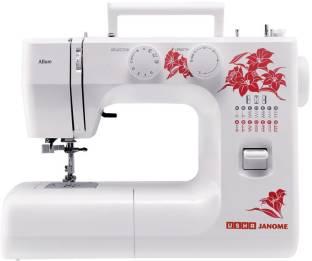 USHA Allure DLX Electric Sewing Machine