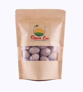 Dawn Lee Whole Nutmeg / Jaifal Spices- 20 Pcs