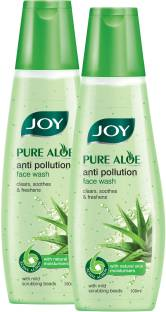 Joy Pure Aloe Anti Pollution  Face Wash