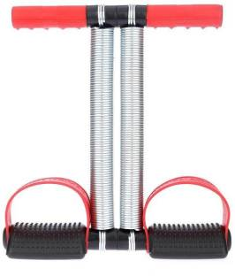 Manogyam Abs Tummy Trimmer With DOUBLE Steel Spring Burn Off Calories & Tone Your Muscles Ab Exerciser