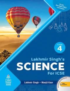LAKHMIR SINGH'S SCIENCE (ICSE) FOR CLASS-4