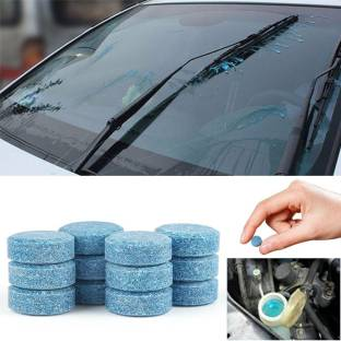 HSR GLASS_CLEAN_TABLETS Tablet Concentrate Vehicle Glass Cleaner