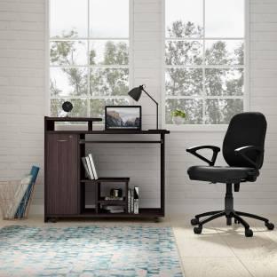 GODREJ INTERIO Companion Engineered Wood Computer Desk