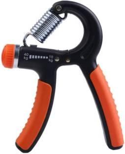 Quick Shel Hand Gripper For Best Hand Exerciser Grip Adjustable 10kg to 40kg Hand Grip/Fitness Grip