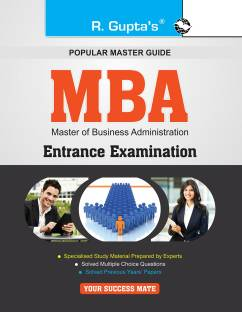 MBA Entrance Examinations Guide 2022 Edition