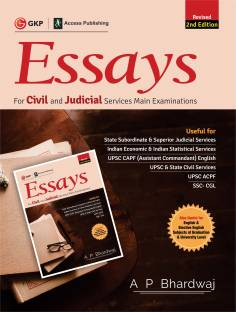 Essays for Civil and Judicial Services