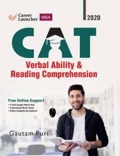 Cat 2020 Verbal Ability & Reading Comprehension