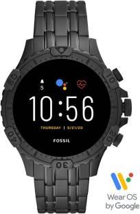 FOSSIL Gen 5 Garrett HR Smartwatch