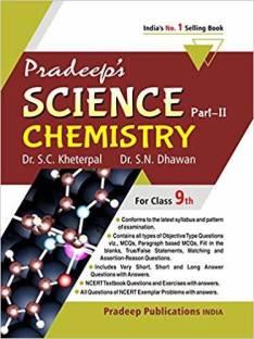 Pradeep's Science Part II (Chemistry) for Class 9