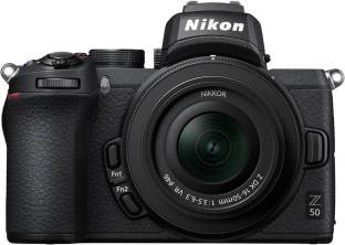 NIKON Z 50 Mirrorless Camera Body with 16-50mm Lens