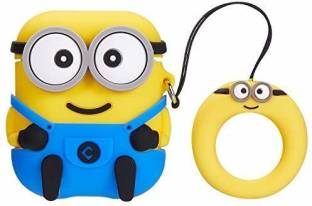 TRUCCO TRENDS Silicone Pull String Headphone Case