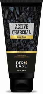 DERMEASE Charcoal  Face Wash