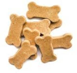 Hanu DOG BISCUITS Vanilla 1 kg Dry New Born, Adult, Young, Senior Dog Food