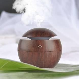 adenterprise Wooden Aroma Diffuser Humidifier Portable Room Air Purifier