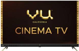 Vu 108 cm (43 inch) Ultra HD (4K) LED Smart Android TV