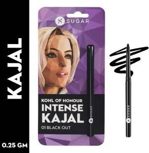 SUGAR Cosmetics Kohl Of Honour Intense Kajal 0.25 g