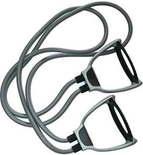 Manogyam 2 Rope Rubber Toning Tube Resistance Tube