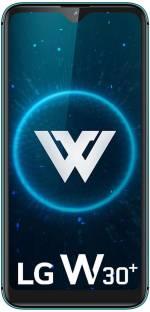 LG W30 Plus (Aurora Green, 64 GB)