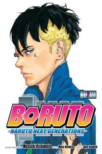 Boruto: Naruto Next Generations, Vol. 7