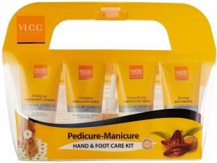 VLCC Pedicure-Manicure Hand & Foot Kit (150gm+60ml)