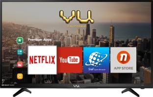 Vu 100 cm (40 inch) Full HD LED Smart TV