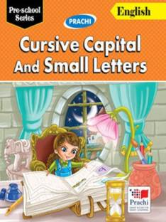 CURSIVE CAPITAL & SMALL LETTERS
