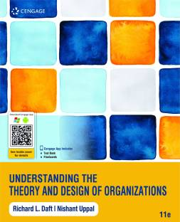 Understanding The Theory And Design Of Organizations Buy Understanding The Theory And Design Of Organizations By Daft Richard L At Low Price In India Flipkart Com