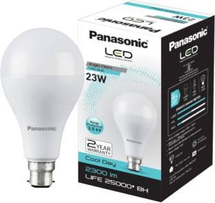 Panasonic 23 W Round B22 LED Bulb