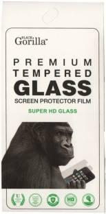 BLACK GORILLA Tempered Glass Guard for Vivo Y81