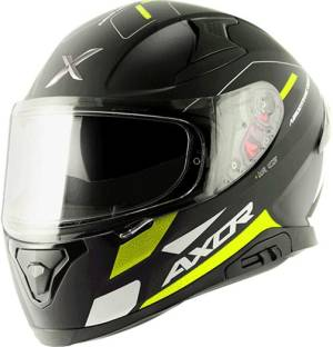 Axor Apex Turbine Motorbike Helmet