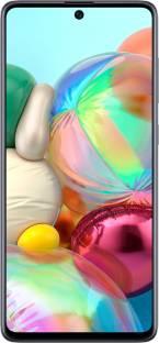SAMSUNG Galaxy A71 (Prism Crush Silver, 128 GB)