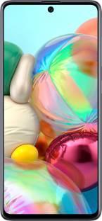 SAMSUNG Galaxy A71 (Prism Crush Black, 128 GB)