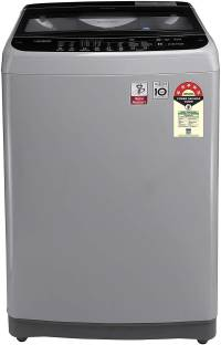 LG 6.5 kg 5 Star Rating Jet Spray Fully Automatic Top Load Silver