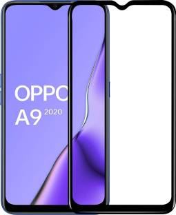 Knotyy Tempered Glass Guard for Oppo A9 2020, Oppo A5 2020