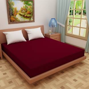 Glassiano Fitted King Size Waterproof Mattress Cover