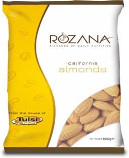 Tulsi Rozana California Almonds