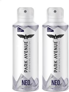 PARK AVENUE Signature Deo Neo Deodorant Spray  -  For Men & Women