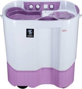 Godrej 9 kg Semi Automatic Top Load White, Purple