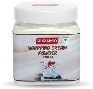 PURAMIO Whipping Cream Powder (Vanilla) Icing