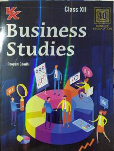 Business Studies For Class-12 By Poonam Gandhi For ( 2020-2021) Examination
